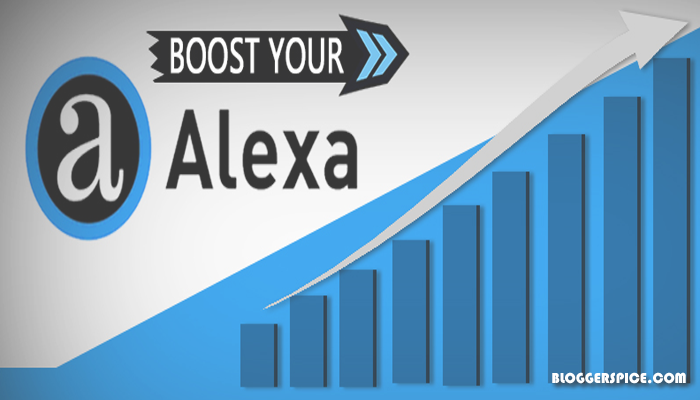 Alexa ranking tips