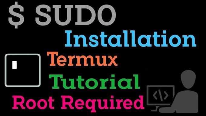 Get root permission with sudo in termux