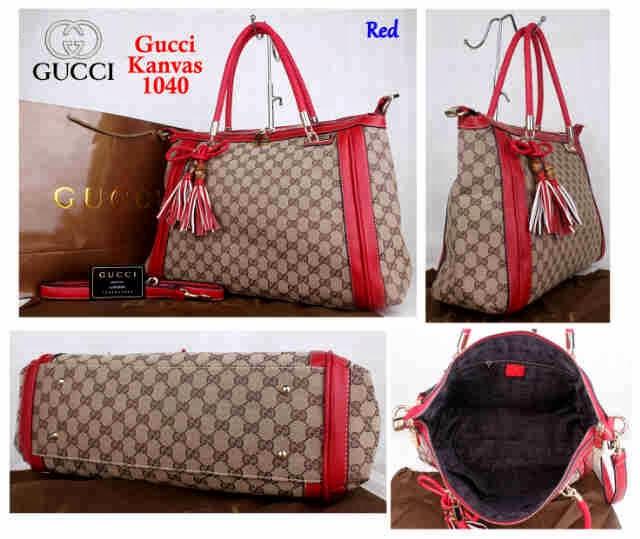 Tasku Tas Branded Tas Gucci Orlando Kanvas AWC Kw Super 4160424155