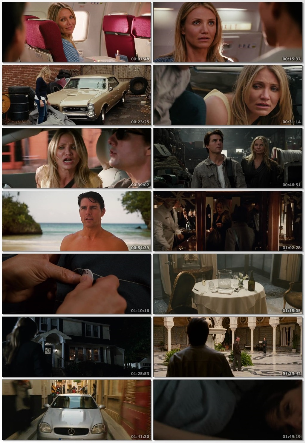 Knight and Day(2010) Hollywood Dual Audio 1.2GB Movie Download