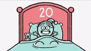 Number 20 Song, Sesame Street Episode 4416 Baby Bear's New Sitter season 44