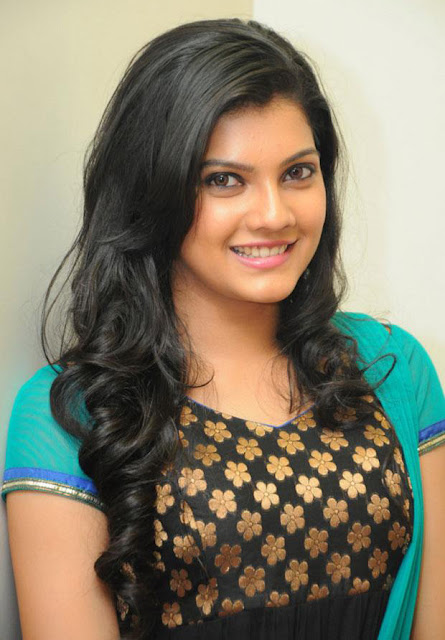 Actress Ashrita Shetty