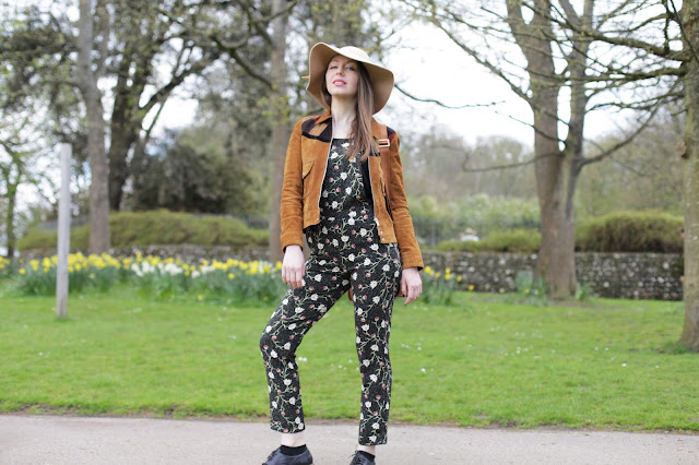 Spring Vibes OOTD with Splendour Blog