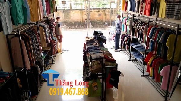 Giá kệ treo quần áo thời trang rẻ đẹp