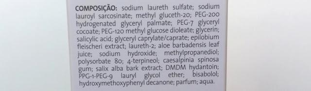 Resenha: Sabonete Liquido Epidac OC - Mantecorp
