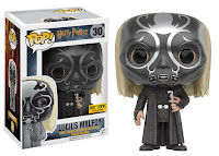 Funko Pop! Lucius Malfoy Hot Topic Exclusive