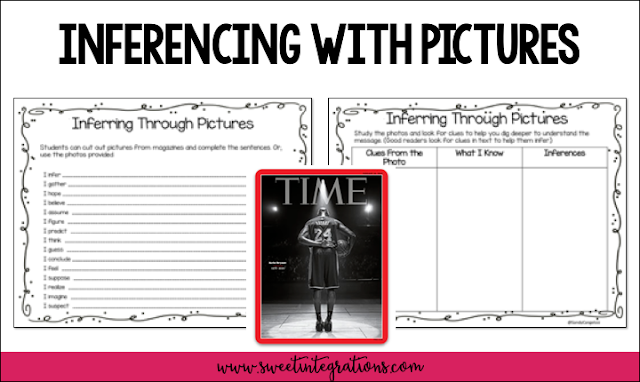 Inferencing with pictures image