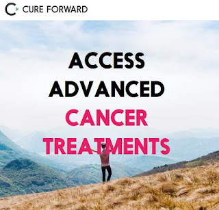 Cure Forward's Innovative Platform Help Cancer Patients Access Precision Medicine