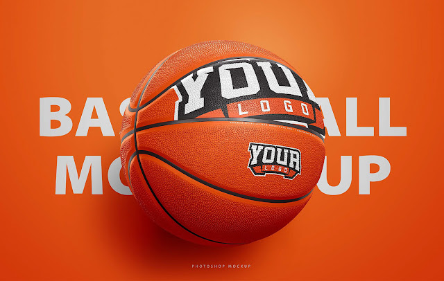 Basketball-Ball-Mock-Up-Template