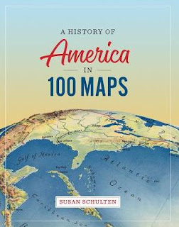 cover of History of America in 100 Maps