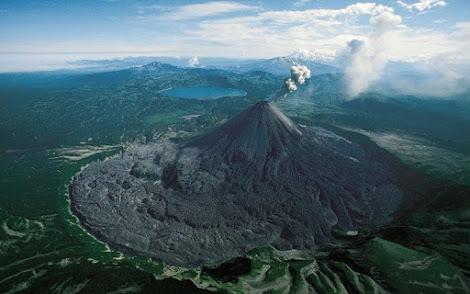 En büyük Yanardağ Patlamaları