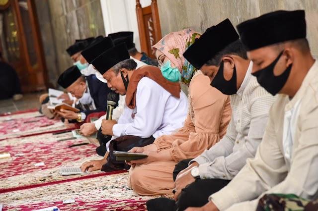 Doa Bersama di Hari Jadi Purwakarta
