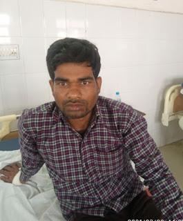 जैदपुर पुलिस की संयुक्त टीम ने मुठभेड़ में मारफीन तस्कर को किया गिरफ्तार
