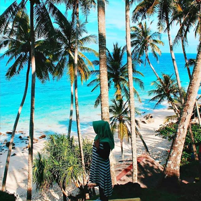 Sumurtiga Beach, Sabang