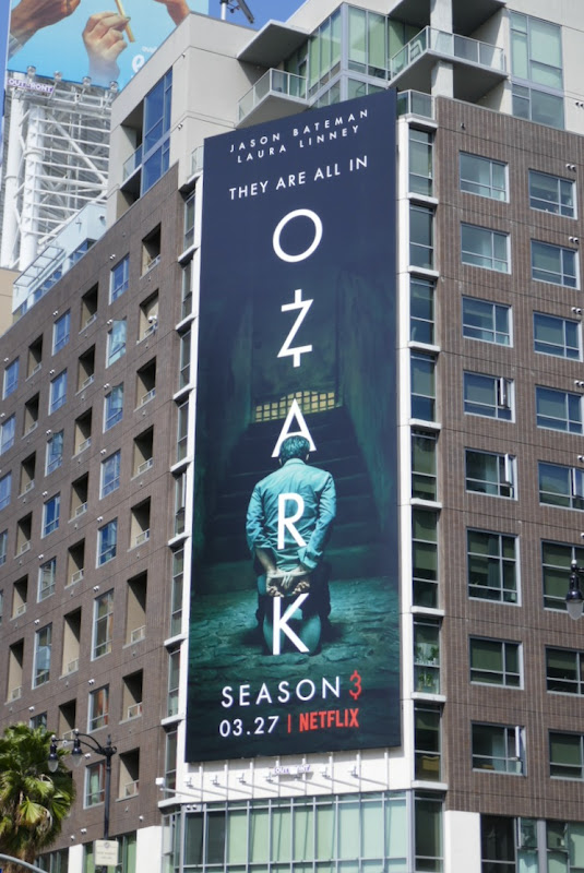 They are all in Ozark season 3 billboard