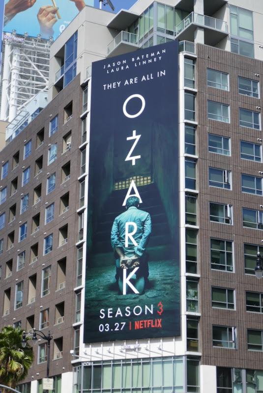 They are all in Ozark season 3 billboard