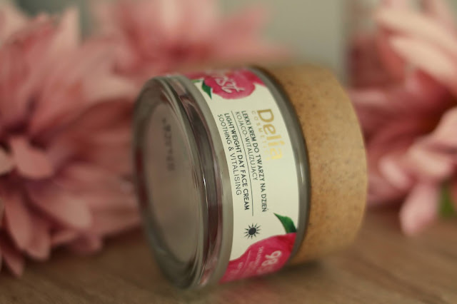Delia Cosmetics Ekoflorist lekki krem