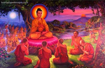 Lahirnya Agama Buddha