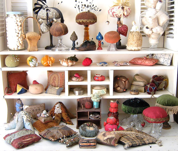 Pincushion Collection / Lana Manis