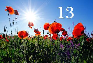 dzień urodzenia 13, znaczenie, numerologia, horoskop, 13