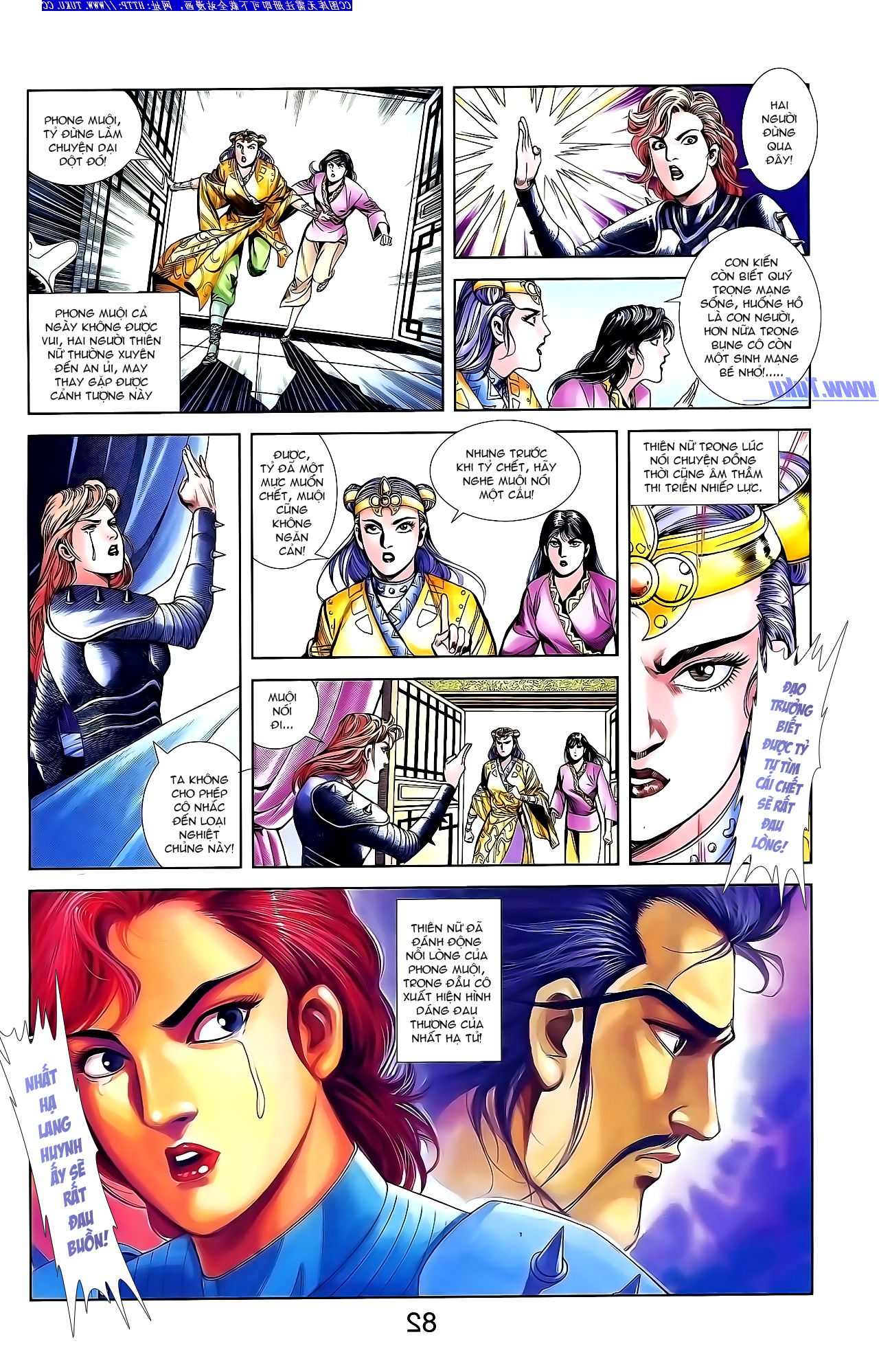 Cơ Phát Khai Chu Bản chapter 146 trang 4