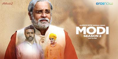 Modi – Cm To Pm (2020) Season 02 Hindi WEB Series HDRip 720p x264 | 720p HEVC