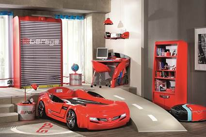 Cool and Stylish children's themed rooms 2