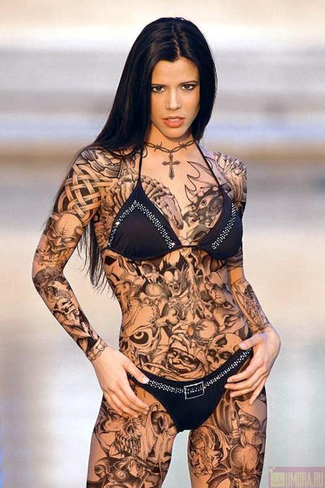 hot cross tattoos