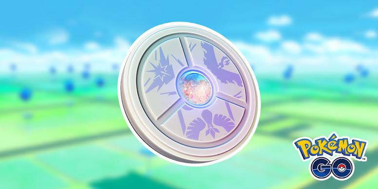 Medalhão de Equipe Pokémon GO