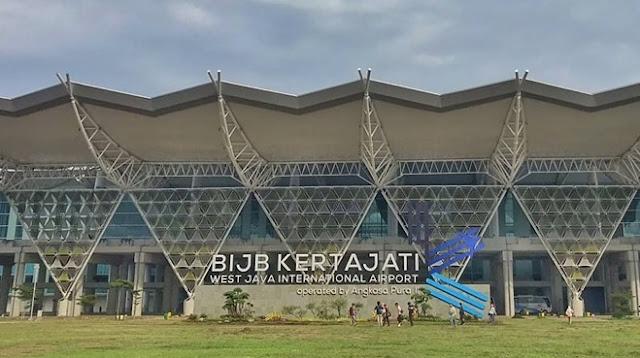 Bandara Kertajati Majalengka Jawa Barat (KJT)