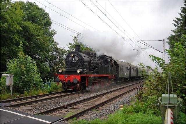 Dampflokomotive 78 468