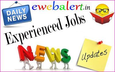 Experienced Jobs