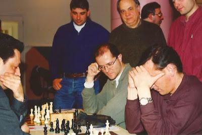 Partida de ajedrez Camacho-Ramal, 1998