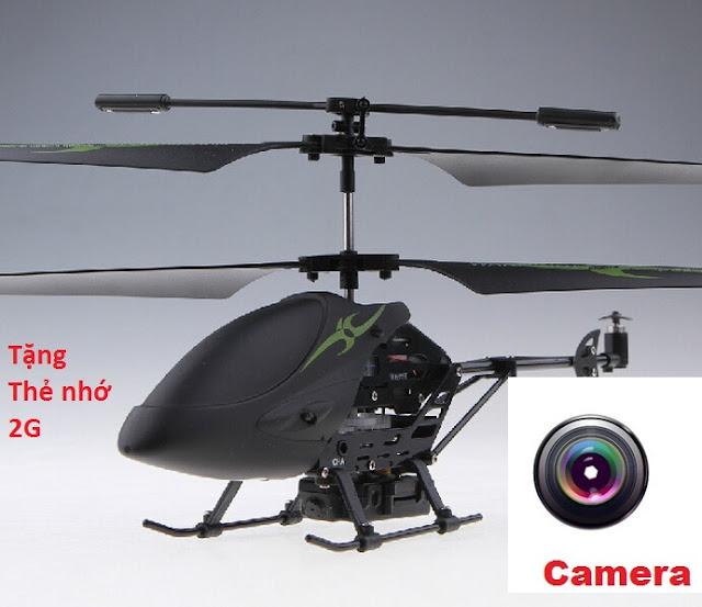 Máy bay điều khiển từ xa 3.5 kênh camera