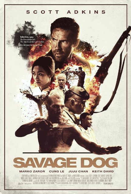 Film Savage Dog (2017)