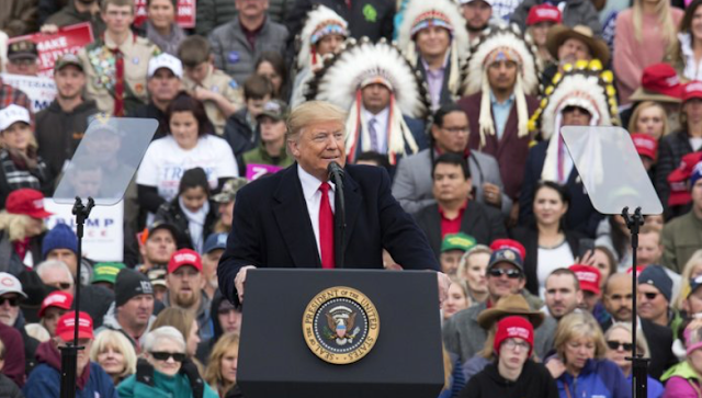 Trump Presidency Faces High Stakes In Midterm Elections