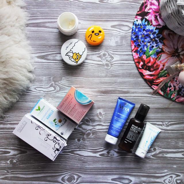 ILE kosmetyków posiada blogerka urodowa cz.3 PIELĘGNACJA TWARZY