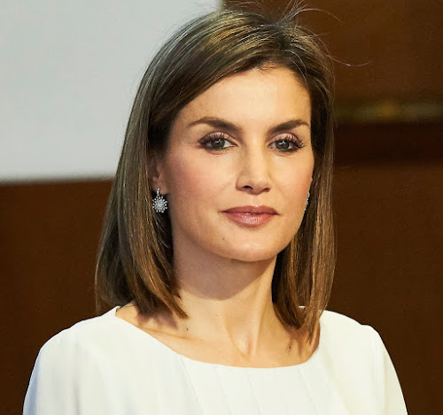 Queen Letizia of Spain attended the FEDER (Rare Diseases Federation ) World Day Event at the CSIC