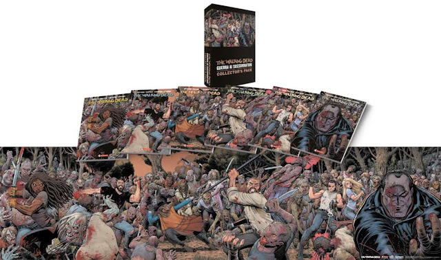 The Walking Dead - Guerra ai Sussurratori Collector's Pack