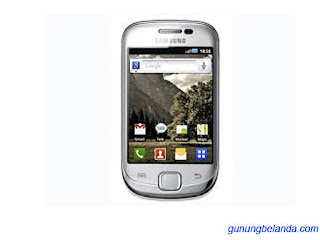 Cara Falshing Samsung Galaxy Fit GT-S5670