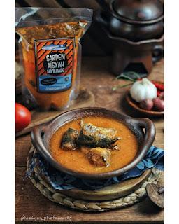 Lezatnya Sarden Aisyah Homemade