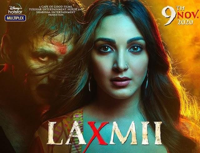 अक्षय कुमार ने शेयर किया न्यू नेम के साथ फिल्म का पोस्टर, लिखा- अब हर घर में आएगी 'लक्ष्मी'