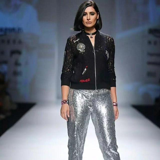 Nargis Fakhri Short Straight Bob