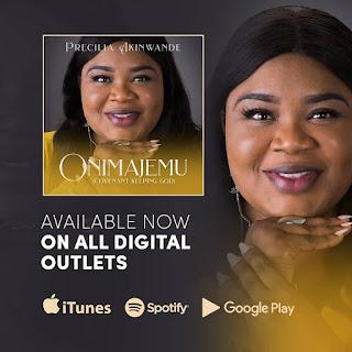 [Download Music ] Precilia Akinwande - Onimajemu (Covenant Keeping God)