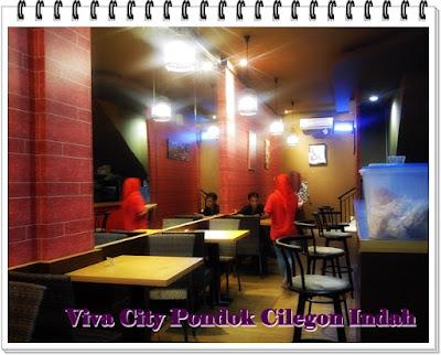 viva city, cafe asyik di cilegon