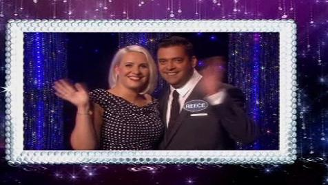 Claire And Her Husband Reece On All Star Mr Mrs