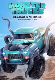 Monster Trucks (2017) HDCam 700MB