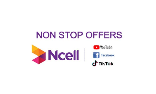 Ncell nonstop offers