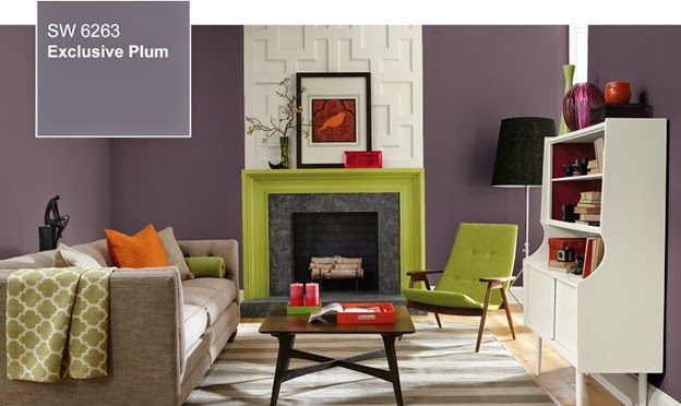 A (Really) Great Space: Glorious Colors For 2015