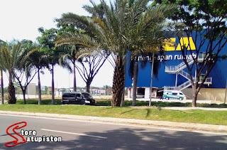 Bayar Pajak Motor di Samsat Keliling Ikea Kota Baru Parahyangan